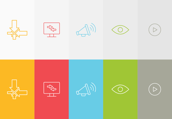 FLEX! Take control of your brand #color palette