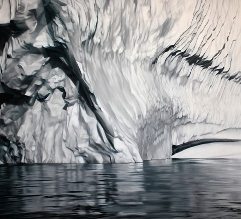 Zaria Forman | PICDIT #drawing #art