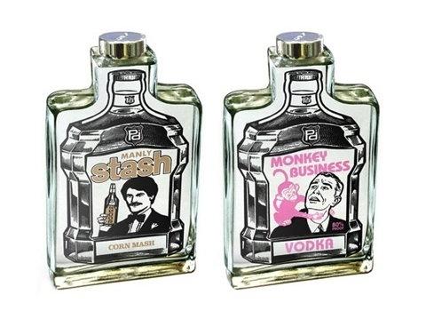 FFFFOUND! | Brand X Liquor : Lovely Package . Curating the very best packaging design. #brand #liquor #package #bottle