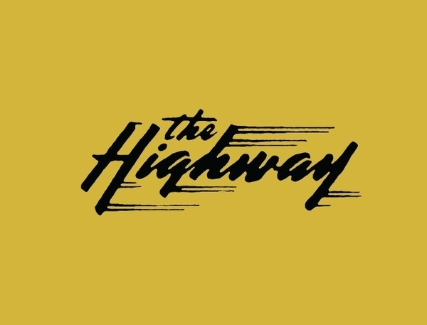 The Highway #design #graphic #typography