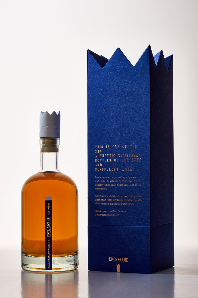 Luxury Packaging for exclusive whisky #packaging #whisky #whiskey #branding #exclusive