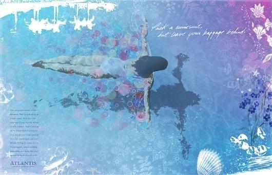 Kevin Reid #design #graphic #resort