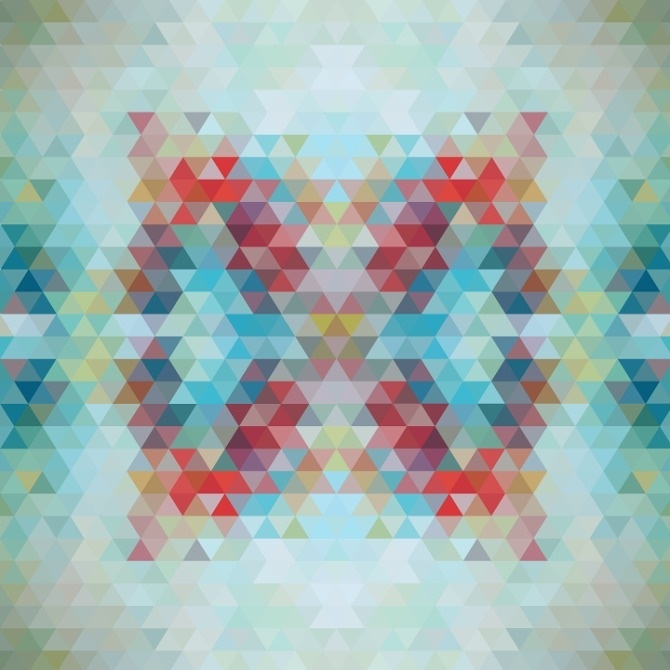 Pattern Collage - the portfolio of sallie harrison #quilt #pattern #geometric #pantones #wallpaper #patterns