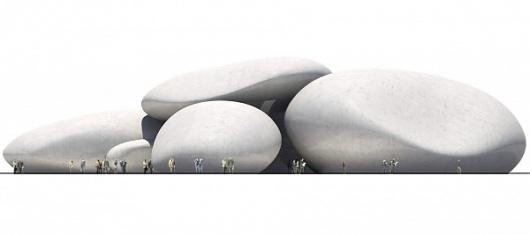 Batumi Aquarium / Henning Larsen Architects - eVolo | Architecture Magazine #architecture