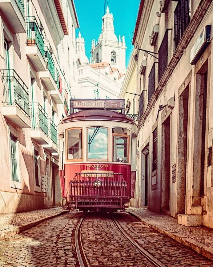 Stunning Travel Instagrams by Lars Krux