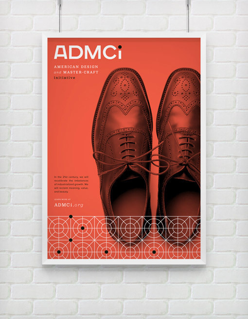 eighthourday_admci_03 #pattern #minimal #poster