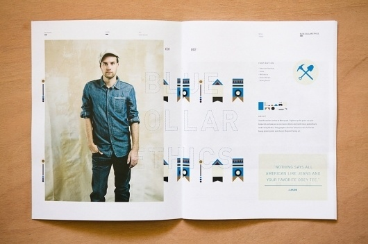 Colin Snow #print #brochure