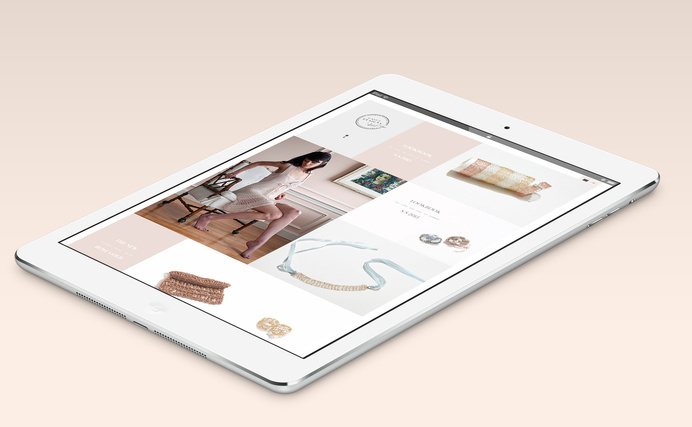 04107 DESIGNS - Alyssa Stoisolovich | Strategic Design #ipad #ecommerce #brand #website