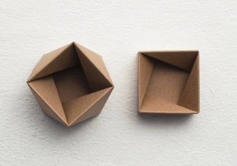 Thread lid #thread #cardboard #toothpic #box #lid #nations #antiprism #flexibility #cube