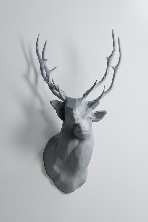 Ron.G #deer #sculpture