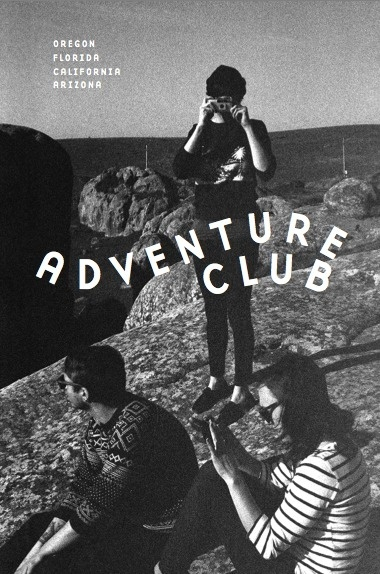 C C O O L L — Adventure Club (01) #adventure #typography #book #publication #ccooll #photography #club