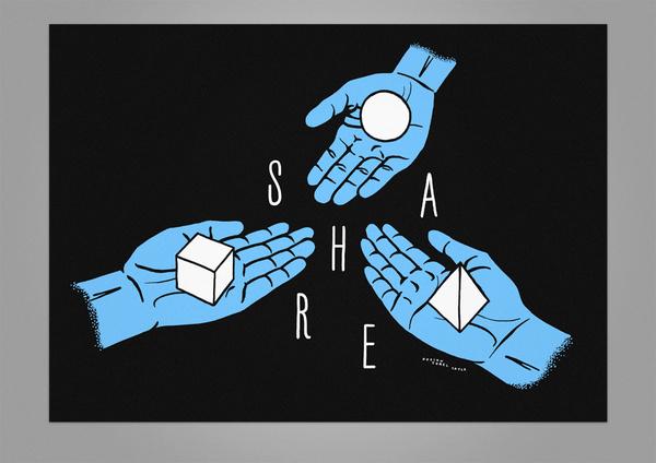 Yorel Cayla – Pitti immagine SHARE #hands