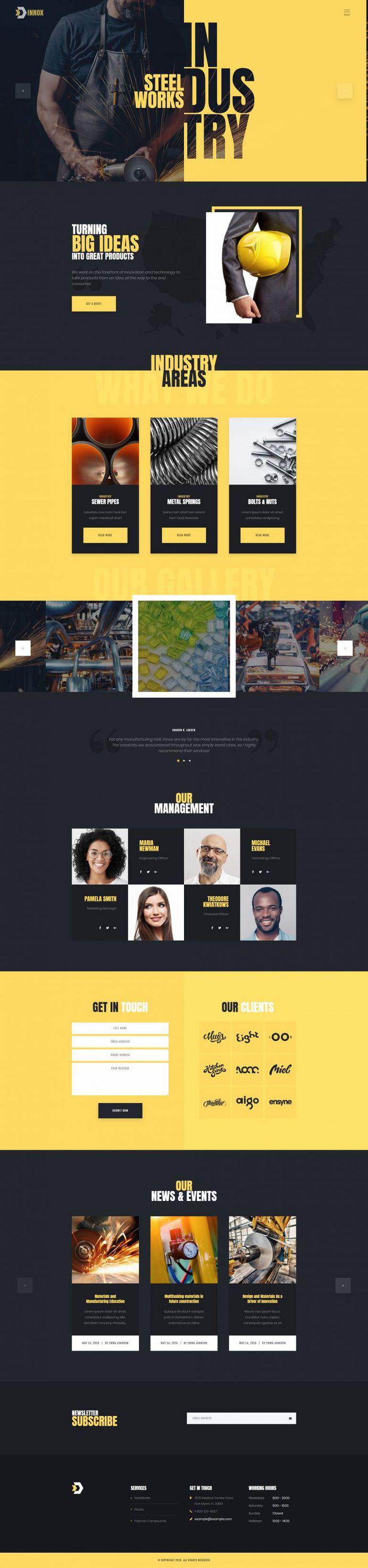 Innox – Industrial Design