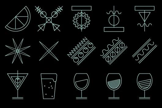 Toormix. Branding, Dirección de Arte, Diseño editorial y Comunicación desde el 2000 #spain #pictogram #toormix #vectorial #betlem #food #illustration #drinks #barcelona