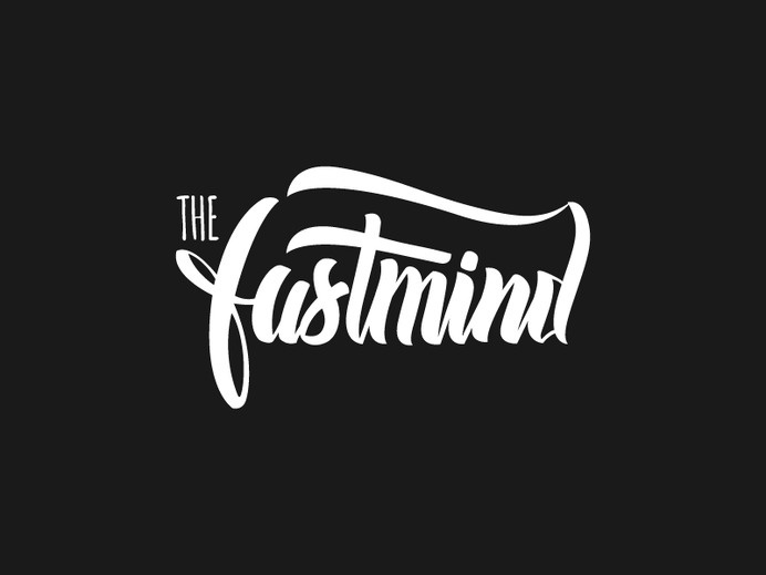 Fastmind Wip #lettering