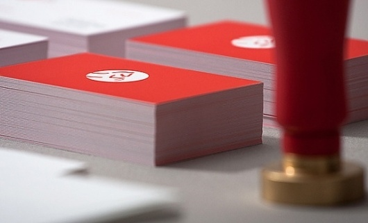 Onestep Creative - The Blog of Josh McDonald » Sales Desk Polen Corporate Identity #business #branding #identity #logo #cards
