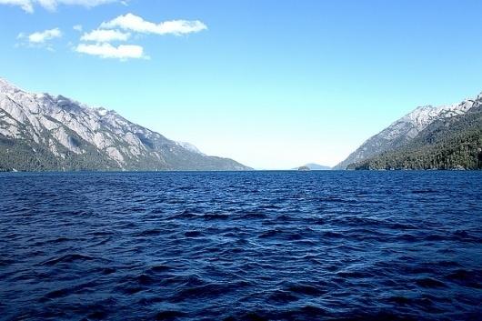 lake | Flickr - Photo Sharing! #lake #patagonia