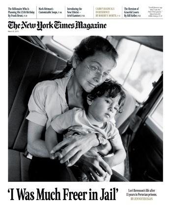 New York Times Magazine « Studio8 Design #layout #design #magazine