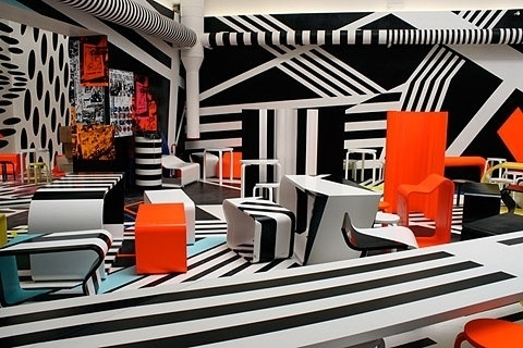 FFFFOUND!   The Cool Hunter - Welcome #interior #design #graphic #pattern