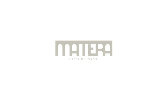 Identity for Matera by Eustachio Palumbo #logo #architecture