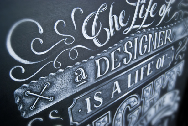 Elegant Typography Design Inspirations #typography #font style #design art