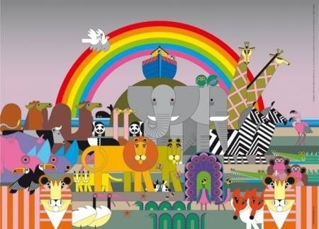 POP ICON: Clifford Richards | LittleBig Magazine #arc #noahs #animals