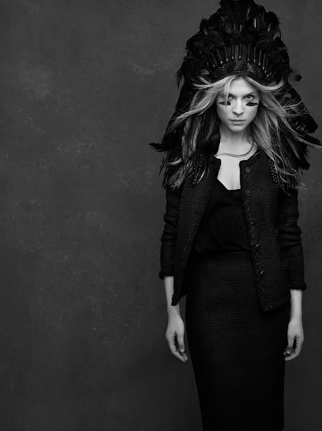 The Little Black Jacket #model #girl #collection #photography #fashion