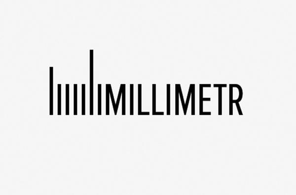 Millimetr Logo Designed by Antonio Carusone #logo #design
