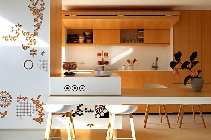 Penthouse Apartment in Valencia by Josep Rua - #decor, #interior, #homedecor,