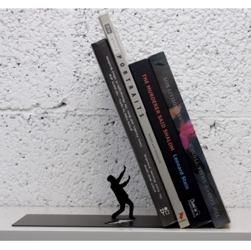 ReCraft · ReCraft Your Bookend: Falling Books Bookend ... #profile #falling #bookend