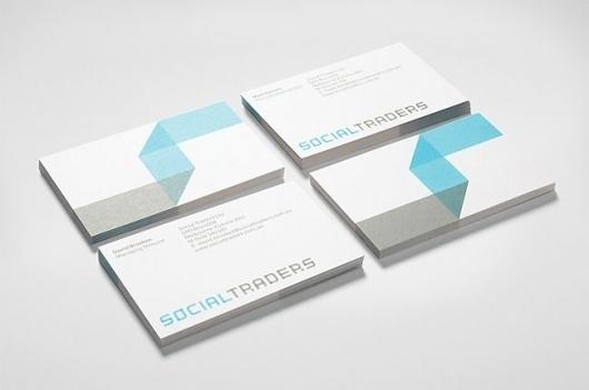 Social Traders | Identity Designed #business #cards #identity #branding