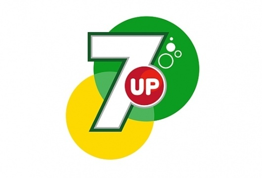 Creative Review - New 7up – now more fruity #7up #logo
