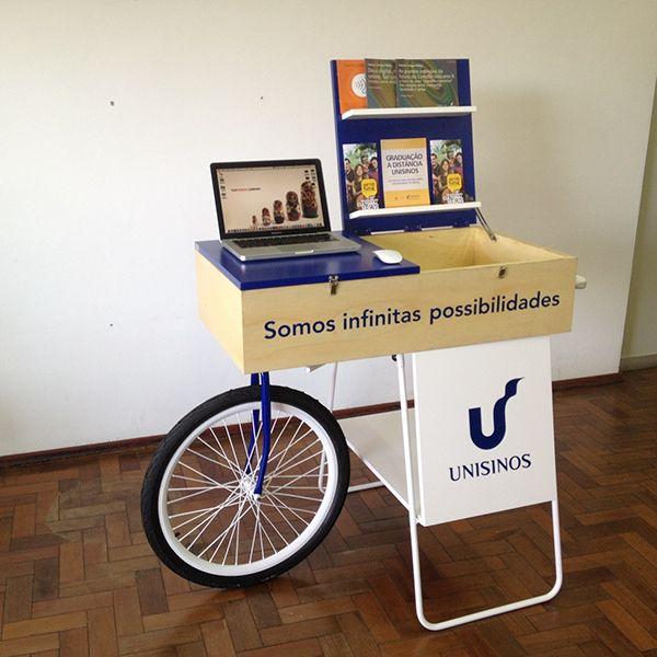 Unisinos Mobile University on Behance