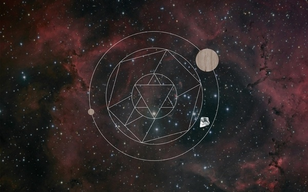 Avracadavra on the Behance Network #pogo #geometry #avracadavra #space #mystical