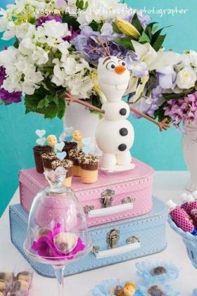 - Frozen theme birthday party ideas