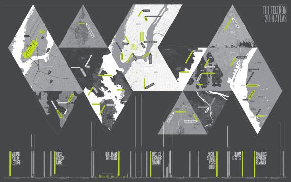 feltron #feltron #felton #information #infographics #design #map #graph #architecture #chart #typography