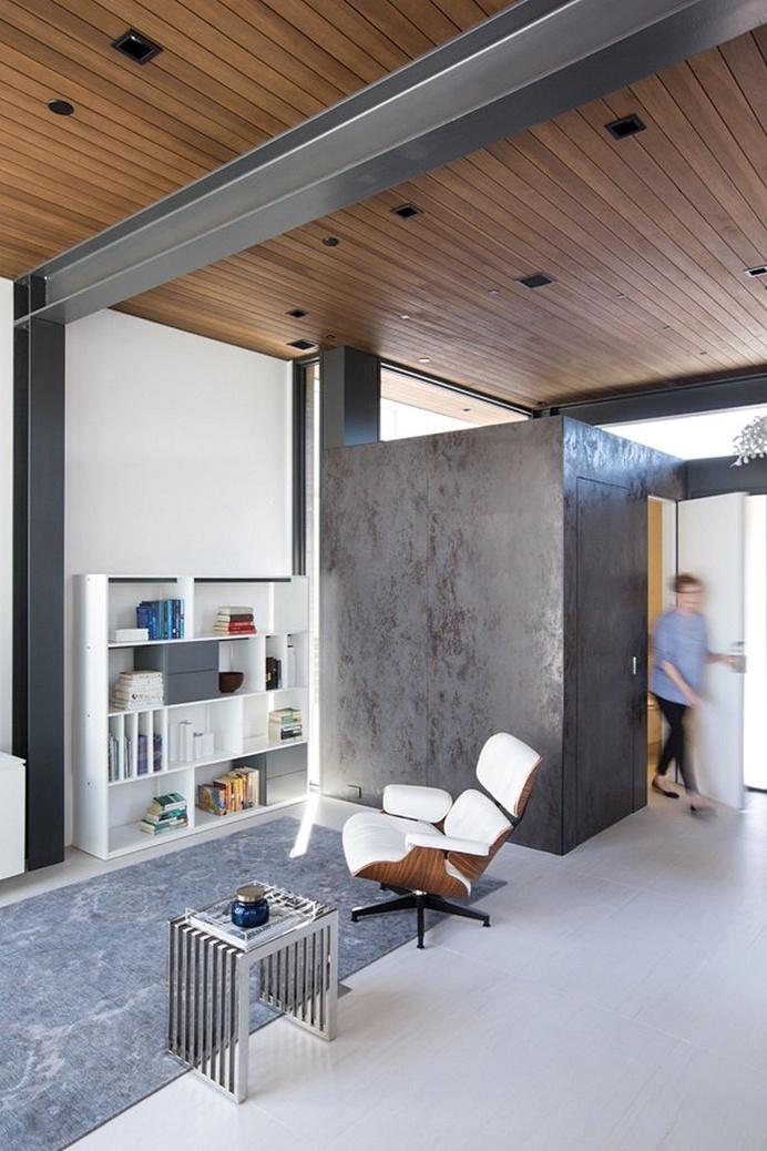 Tsawwassen Beach House by Frits de Vries Architect