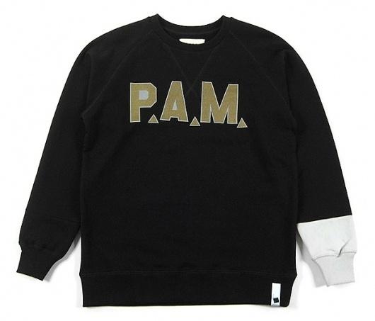 PAM 2009 Fall/Winter: Planet Sauvage | Hypebeast #perksmini #black #gold #sweater #fashion #spam