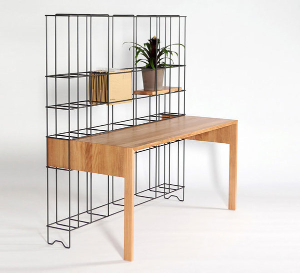 An Office #furniture