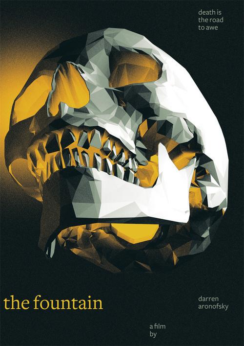 Designersgotoheaven.com The Fountain by Alex Beltechi. #skull