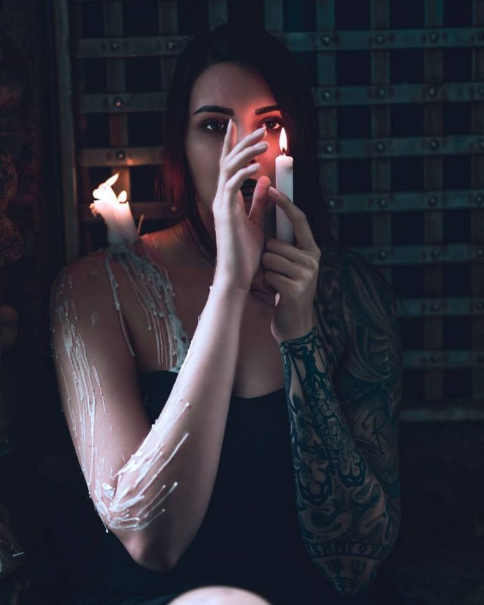 Marvelous Moody Portrait Photography by Hunter Hatch