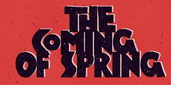 Kokoschka Webfont #font #spring #typeface