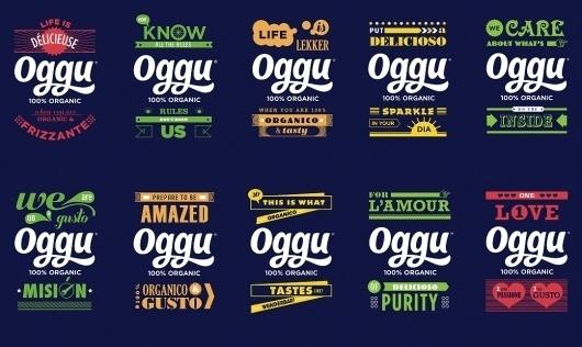 OgguLarge.jpg 1081×646 pixels #label #designbridge #100 #organic #typography