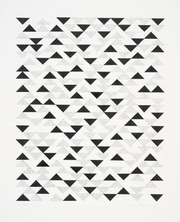 The Josef & Anni Albers Foundation #anni #ink #geometric #on #dr #albers #xvi #b #1974 #paper