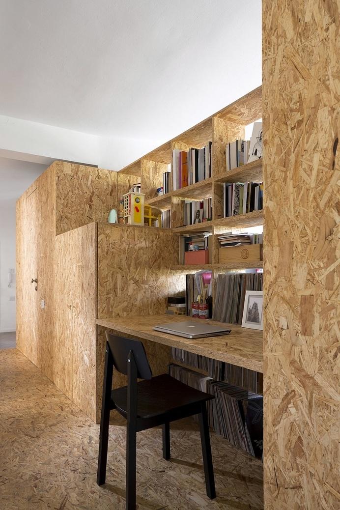 Hadera Apartment / Sfaro Architects
