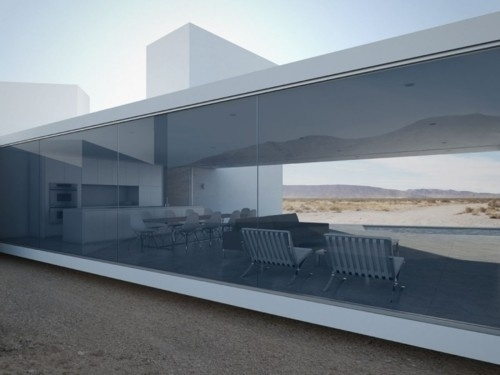 . #inspiration #house #design #home #architecture #desert #cool