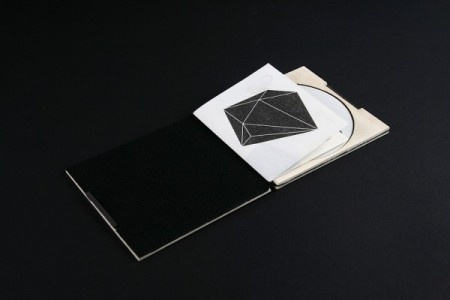 Megaphone Records — Christmas Compilation 2011 #geometry #white #crystal #print #black #and #prism