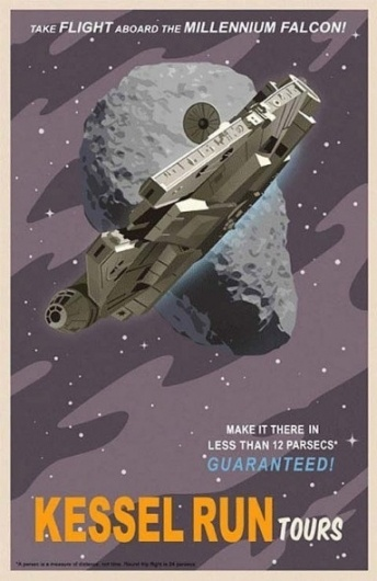The Art of Steve Thomas « These Old Colors™ #steve #design #retro #wars #thomas #star