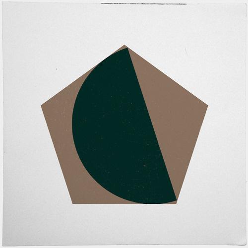 #302 Pretty fitting – A new minimal geometric composition each day [URL]