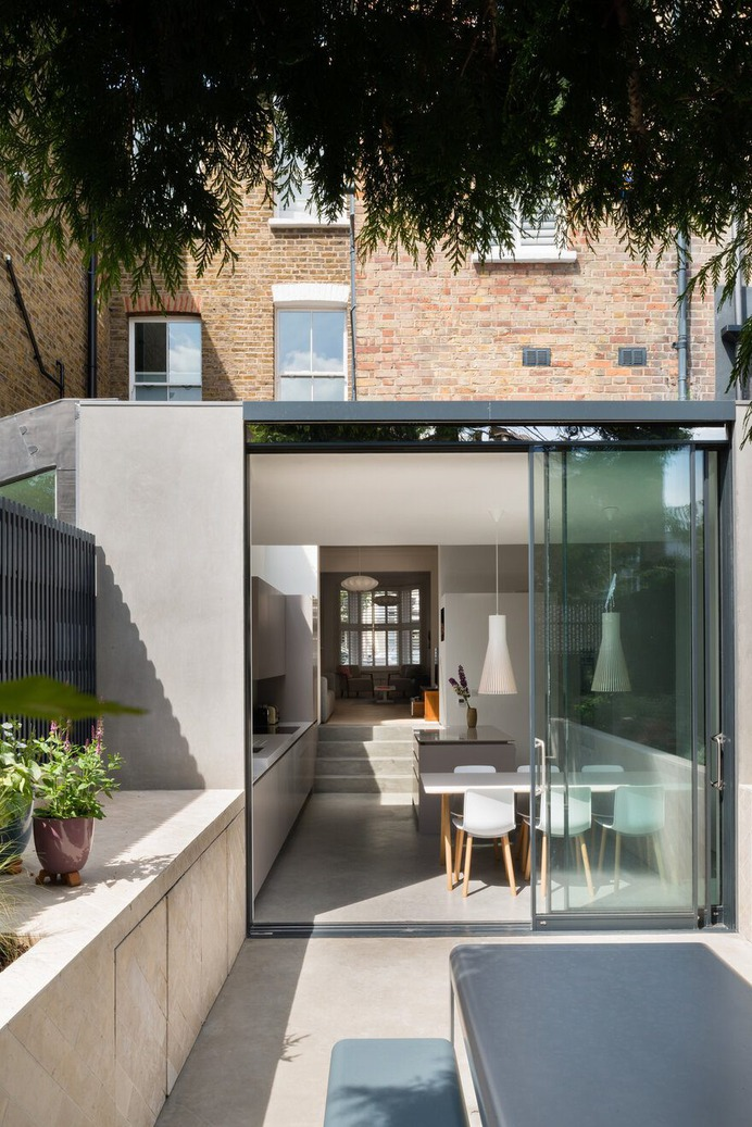 Highbury House Architecture for London